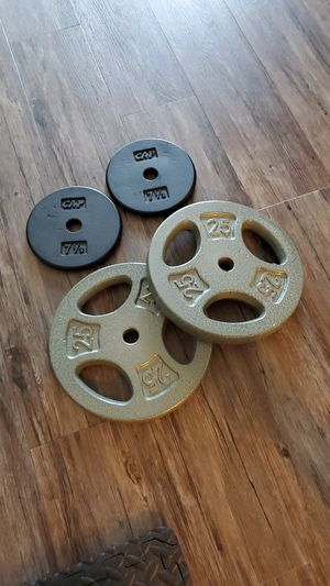 Weight plates for Sale in Anaheim, CA