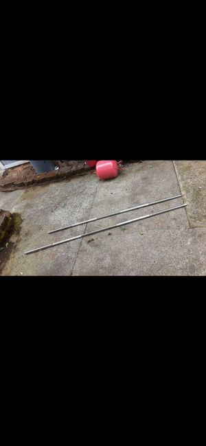 Weight lifting bars for Sale in Tacoma, WA