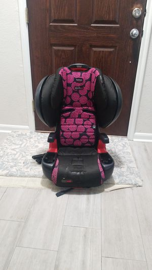 Britax pinnacle booster seat for Sale in Houston, TX