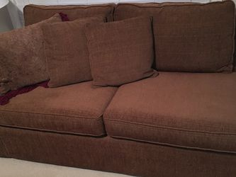 Sofa (part of a Sectional, Like A Love Seat for Sale in Cartersville,  GA