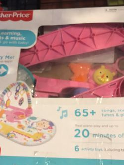 Fisher Price Musical Keyboard for Sale in Los Angeles,  CA