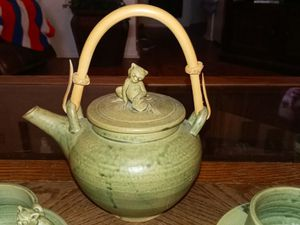Indonesia Tea set for Sale in Norman, OK
