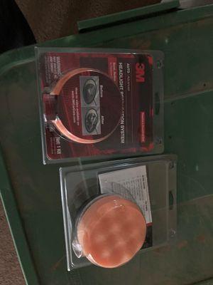 3 M headlight restoration kits for Sale in Clovis, CA
