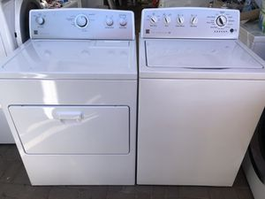 Kenmore washer and gas dryer for Sale in San Marcos, CA