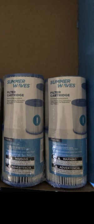 Summer Waves 2 Pack x2(4) I Type Filters for Sale in Gurnee, IL
