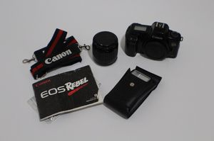 Canon EOS Rebel SLR film camera for Sale in Alexandria, VA
