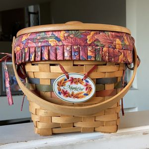 Longaberger Basket for Sale in Walnut Creek, CA