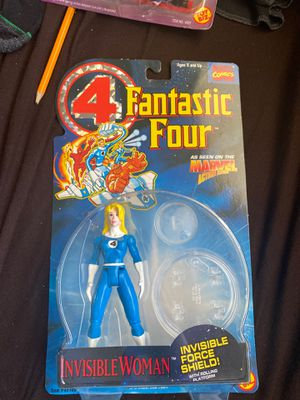 Fantastic 4 toy 7$ for Sale in Fresno, CA