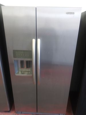 REFRIGERADOR AMAZING KITCHEND AID STAINLESS STEAL for Sale in Los Angeles, CA