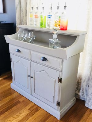 Solid Wood Dry Sink Cabinet for Sale in Bay Village, OH