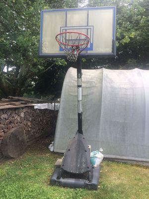 Spaulding basketball hoop for Sale in Watertown, CT