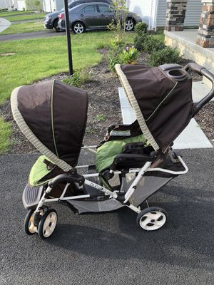 New And Used Double Stroller For Sale In Columbus Oh