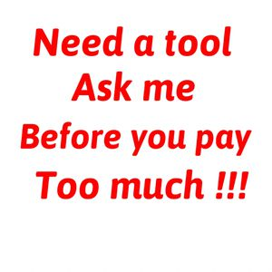 Need a tool ask me first don't pay full price for Sale in Winthrop, MA