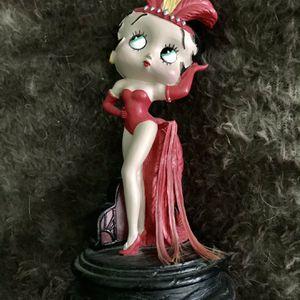 Betty Boop Croce Figurine Statue 2006 for Sale in West Covina, CA