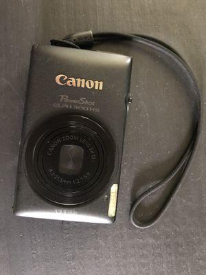 Canon PowerShot ELPH 300 HS for Sale in Austin, TX