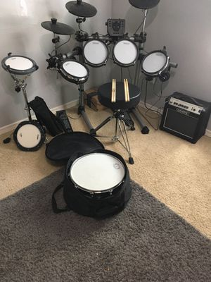 Simmons SD350 electronic drums for Sale in Battle Ground, WA