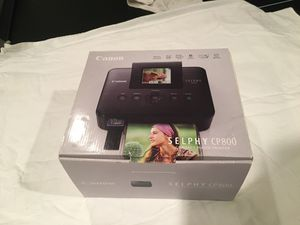 Canon Selphy CP800 photo printer for Sale in Long Beach, CA