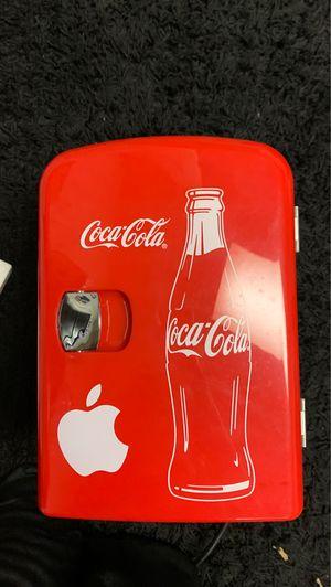 Coke mini fridge new good condition for Sale in Aurora, CO