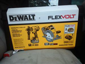 Brand New Dewalt Flexvolt Tool Box for Sale in Myrtle Beach, SC