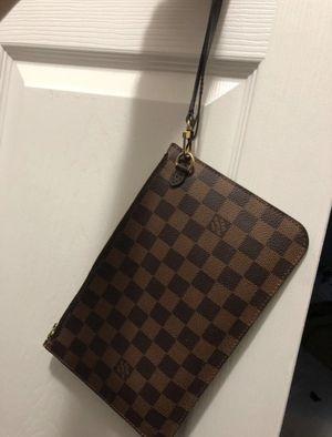 Louis Vuitton wallet key pouch for Sale in Fairfax, VA