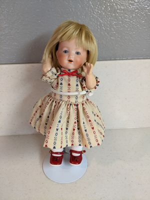 Antique porcelain doll for Sale in Corona, CA