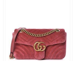 Gucci GG Marmont Velvet Shoulder Crossbody Bag for Sale in Los Angeles, CA