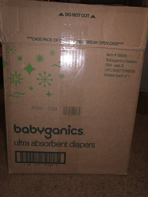 Babyganics diapers for Sale in Gilbert, AZ