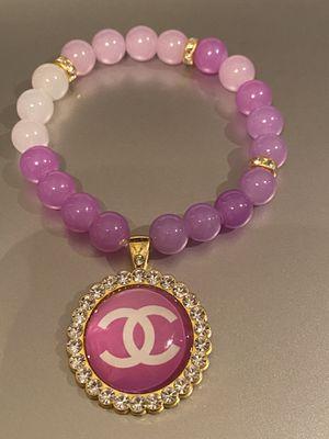 Beaded charmed bracelet for Sale in Norfolk, VA
