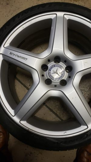 Mercedes Benz Rims /wheels for Sale in Taylor, MI