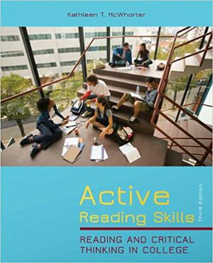 Active reading skill Third Edition for Sale in Pembroke Pines, FL