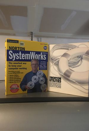 Norton systemworks for Sale in West Chicago, IL