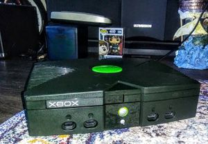 Working Original XBOX System with Games for Sale in Decatur, IN