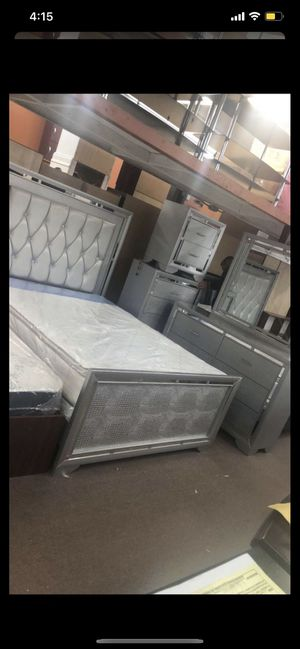 BRAND NEW LUXURY COMPLETE BEDROOM SET ONLY FOR $1399!!!🤩🤩 for Sale in Queens, NY