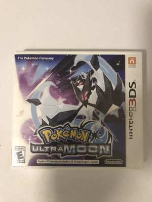 Pokemon UltraMoon 3DS game for Sale in Antioch, CA