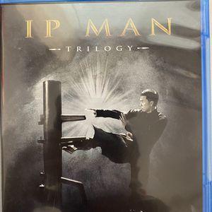IP Man Trilogy (Blu Ray And 1 Bonus DVD, 2008, 2010, 2015, IP Man 1 And 2 R, IP Man PG-13) for Sale in Adelanto, CA