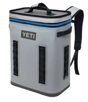 YETI Hopper Backpack 24 Blue/Grey for Sale in Pompano Beach, FL