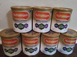 Nutramigen formula for Sale in Houston, TX
