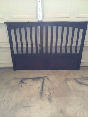 Headboard for twin size bed for Sale in Laveen Village, AZ