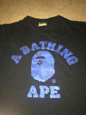 Bape, A Bathing Ape T shirt (size men's small) for Sale in Alafaya, FL
