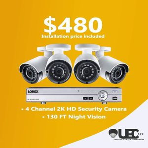 Security camera LOREX 2K for Sale in Kissimmee, FL