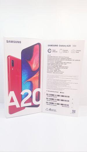 Samsung Galaxy A20 32gb (Carrier Unlocked) for Sale in Dallas, TX