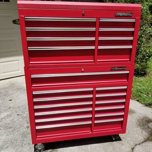 "US GENERAL Toolbox 42"" Stack for Sale in Conyers, GA"