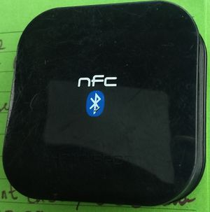 NFC enabled Bluetooth audio receiver for sound system for Sale in Vancouver, WA