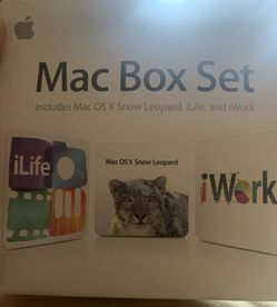 Mac Box Set Family Pack for Sale in Hemet,  CA