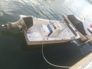"""TRADE FOR """"TRUCK OR SUV"""". The boat is in perfect working conditions. for Sale in Waldorf, MD"""
