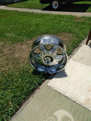 Rims 22 100 for Sale in Alexandria, LA