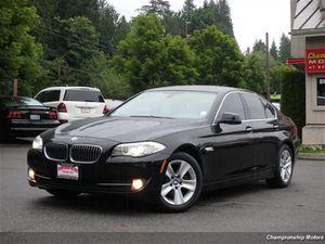 2013 BMW 5 Series for Sale in Redmond, WA