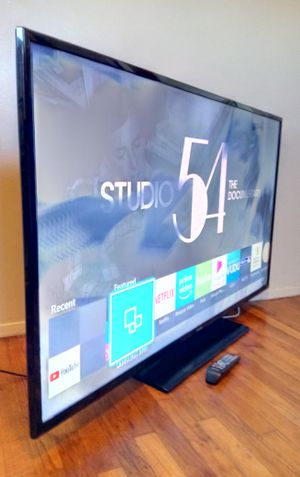 "50"" SAMSUNG LED SMART HDTV---->>> ( FREE DELIVERY ) for Sale in Lynwood, CA"