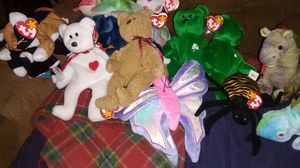 Rare Vintage Beanie Baby Collection for Sale in Denver, CO