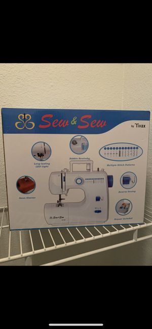 Sew&sew Sewing Machine for Sale in Colorado Springs, CO